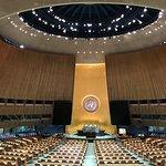 Billede af United Nations Headquarters