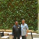 With Associate Expert Ramesh