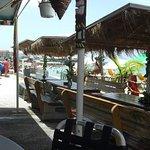 Guy's Driftwood Boat Bar Foto