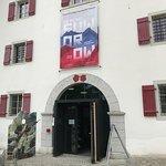 Forum of Swiss History Schwyz: Documento de constituição da Suíça / Século XIII