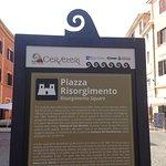Cerveteri, Piazza Risorgimento