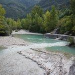 L'Estéron, rivière sauvage la plus propre de France.