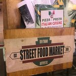 Benthanh Street Food Market Foto