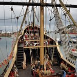 Golden Hind Museum Ship