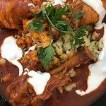 Hungarian chicken dish