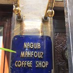 Naguib Mahfouz Cafe Foto