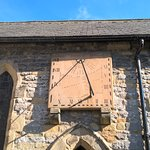 Sundial at the church