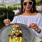 Foto de Delaire Graff Restaurant