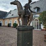 Schlossschänke auf dem Johannisberg Foto