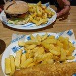 Foto de Blue Lagoon Fish & Chips