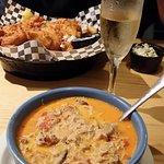 Seafood stew, yummy!