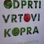 Open gardens of Koper