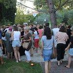 Open gardens of Koper -