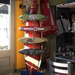 cute little surf boards to buy at shop