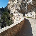 Foto van Old Ponale Road Path