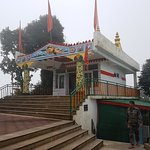 Temple maintained by the Army