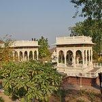 Jaswant Thada - Les tombes des hommes