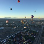 Billede af Albuquerque International Balloon Fiesta Presented by Canon