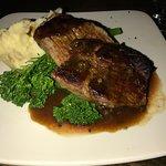 Lake house bistro steak