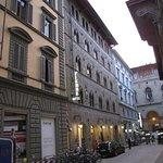 Street scene - Hotel Pierre is on the left