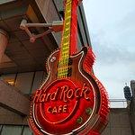 Hard Rock Cafe Yokohama Foto