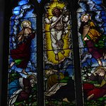 The most impressive stained glass window