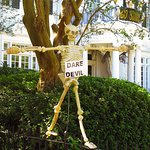 New Orleans Garden District - St Charles Ave @ State St - Halloween