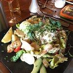 Cromer crab salad