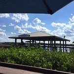 JB's is right on the Intracoastal Waterway