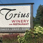 Trius Winery Restaurant Foto