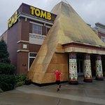 Foto van Tomb Egyptian Adventure