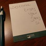 Always welcomed