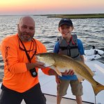 Bilde fra Legends of the Lower Marsh Fishing Charters and Guide Service LLC.