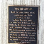 Bilde fra The Allman Brothers Band Museum at the Big House