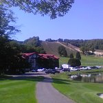 18th hole and skimhill