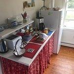 Nice little kitchen area