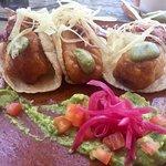 Fish tacos....delicious!!