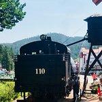 Bild från 1880 Train/Black Hills Central Railroad