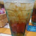 Huge Glass of Sweet Tea