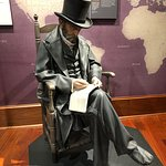 Grant writing his memoirs