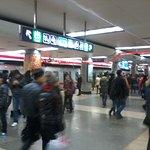 Photo of Beijing Subway