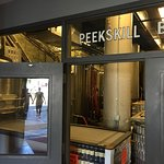 Great lunch and brew at Peekskill brewery