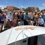 Octopus Aruba Private Sailing Trip Private Island Mangel Halto Private Charter