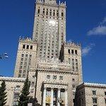 Kultur- und Wissenschaftspalast (Palac Kultury i Nauki) Foto