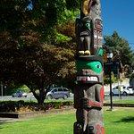 Фотография Duncan Totem Poles