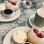 Foto de Chrissy's Tearoom