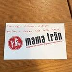 Zdjęcie Mama Tran