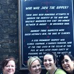 First photo on Ripper tour.
