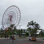 Pallete Town Big Ferris Wheel resmi