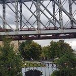 Φωτογραφία: The 1st bridge across the Ob